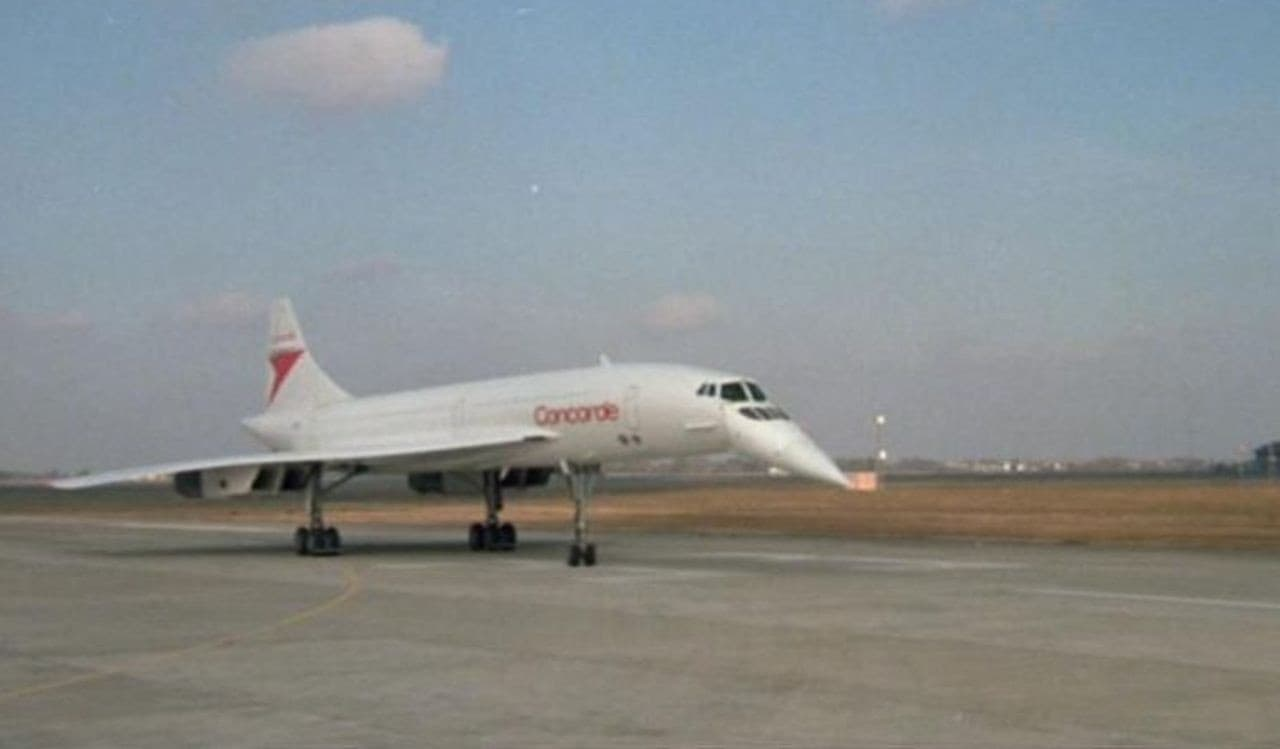 The Concorde... Airport '79 (1979) - Backdrops — The Movie ...