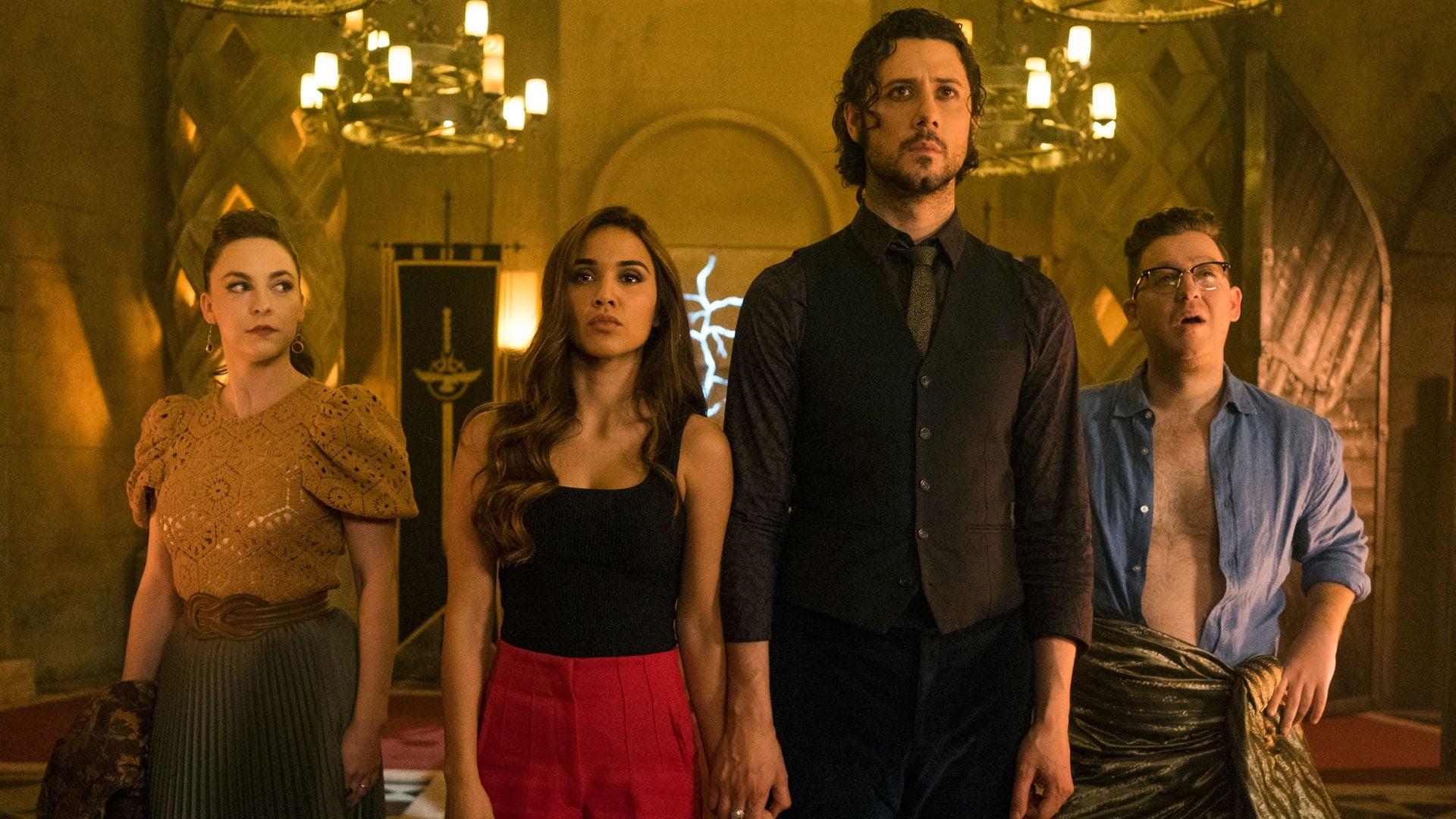 The Magicians Season 5 :Episode 11  Be The Hyman