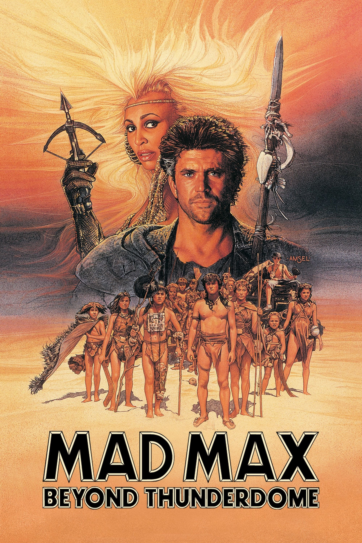 Mad Max 3 au-delà du dôme du tonnerre - 1985 streaming gratuit