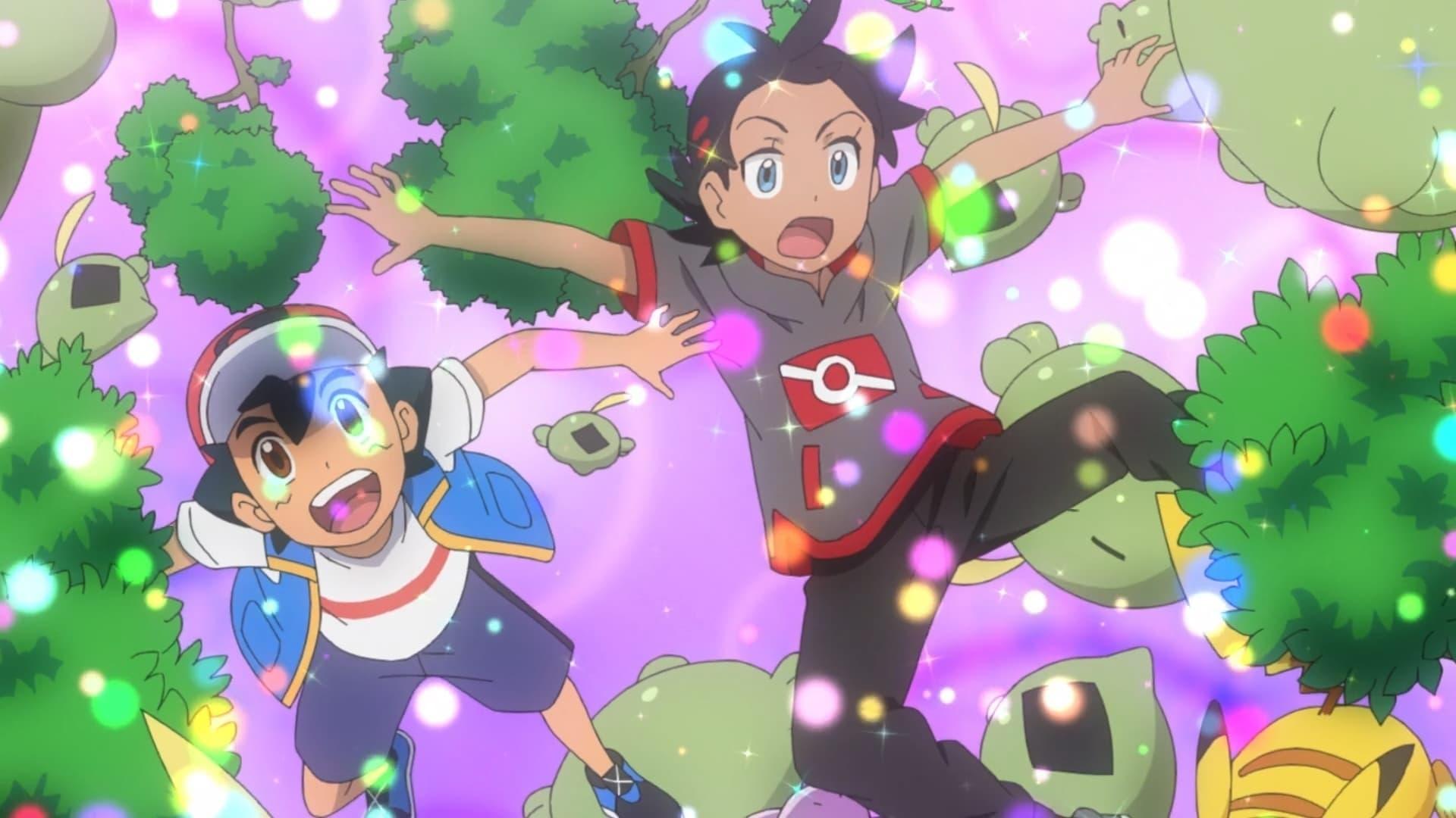Pokémon Season 24 :Episode 10  A Rollicking Roll...  Eyes on the Goal