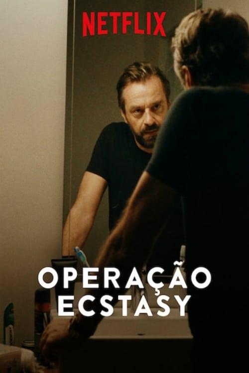 Operação Ecstasy 1ª Temporada poster, capa, cartaz