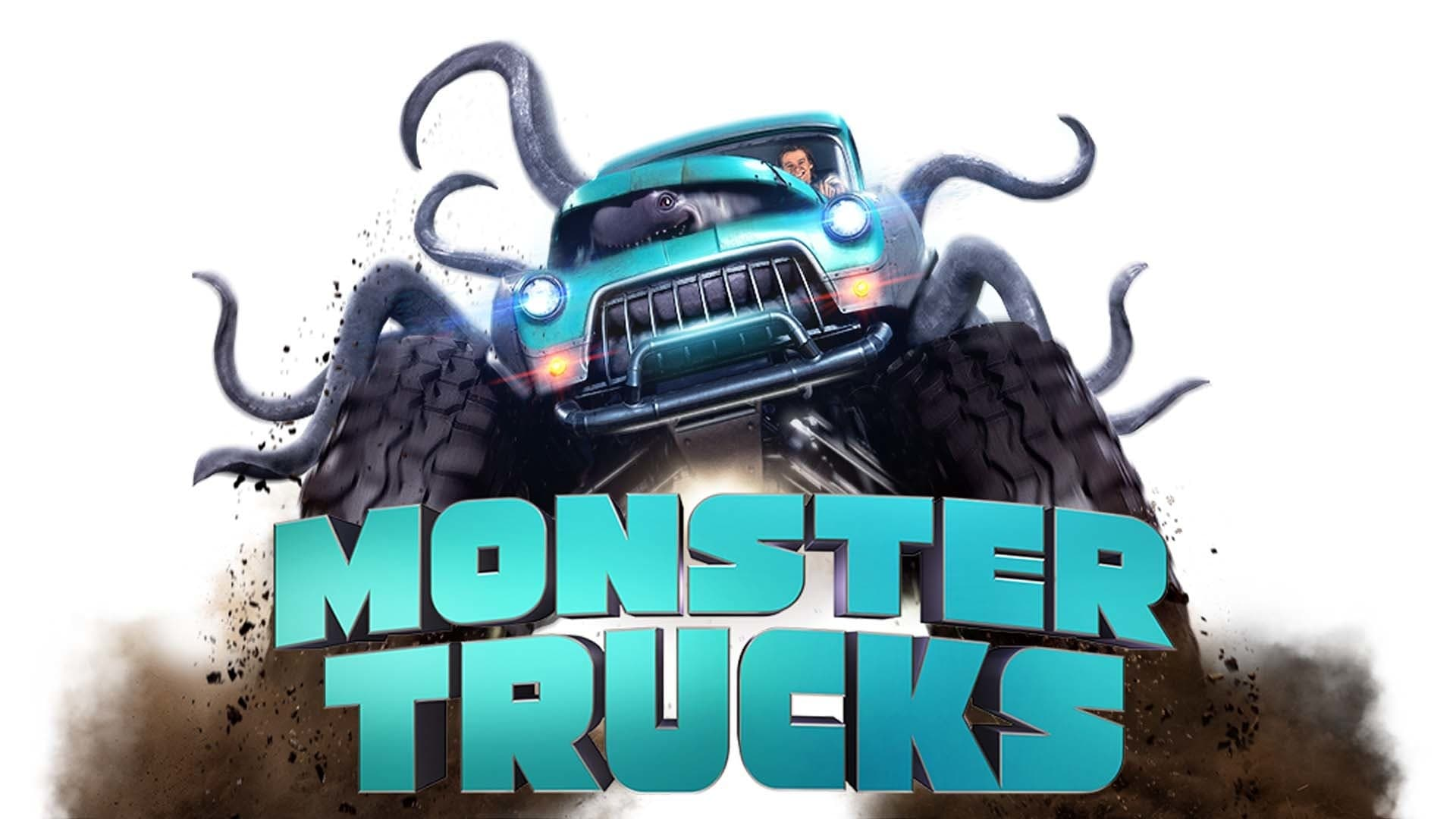 monster trucks 2016 az movies. Black Bedroom Furniture Sets. Home Design Ideas