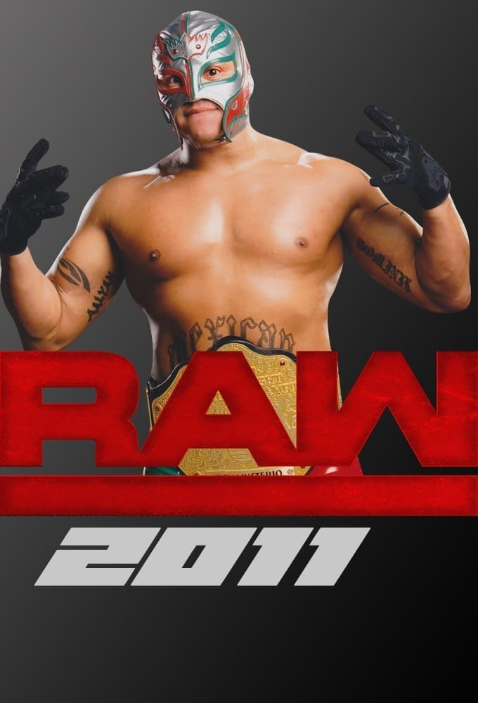 WWE Raw Season 19