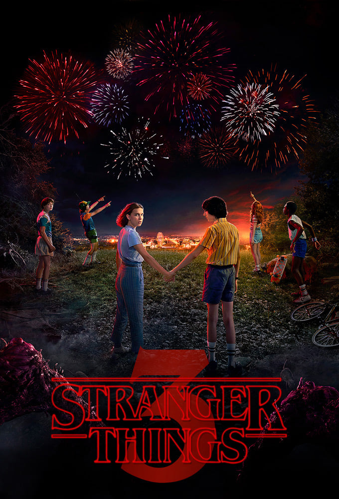 Stranger Things Season 3 ตอนที่ 3