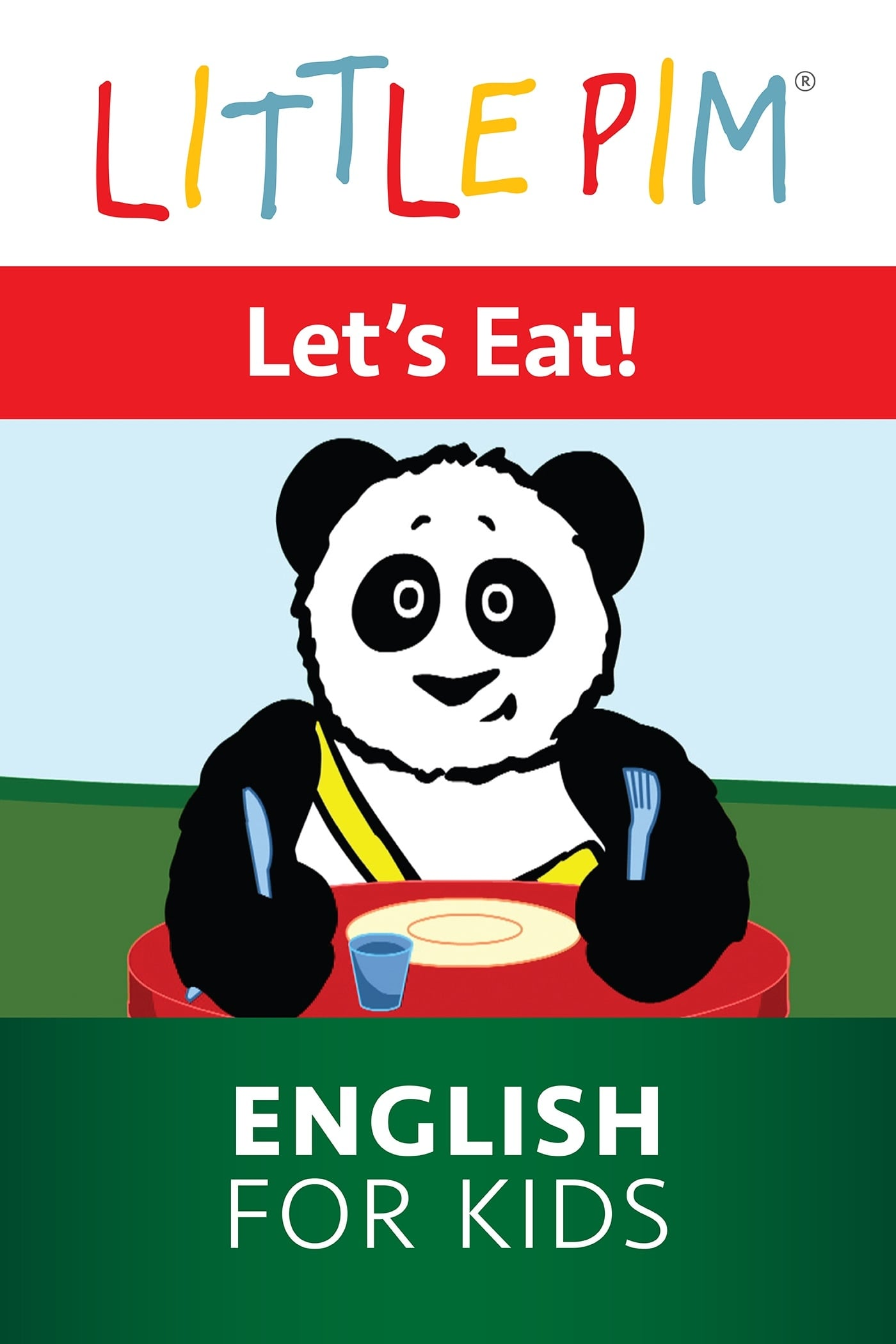 Little Pim: Let's Eat! - English for Kids on FREECABLE TV