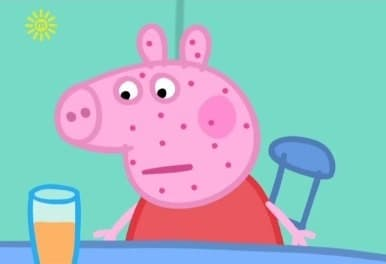Peppa Pig Season 1 :Episode 25  Not Very Well