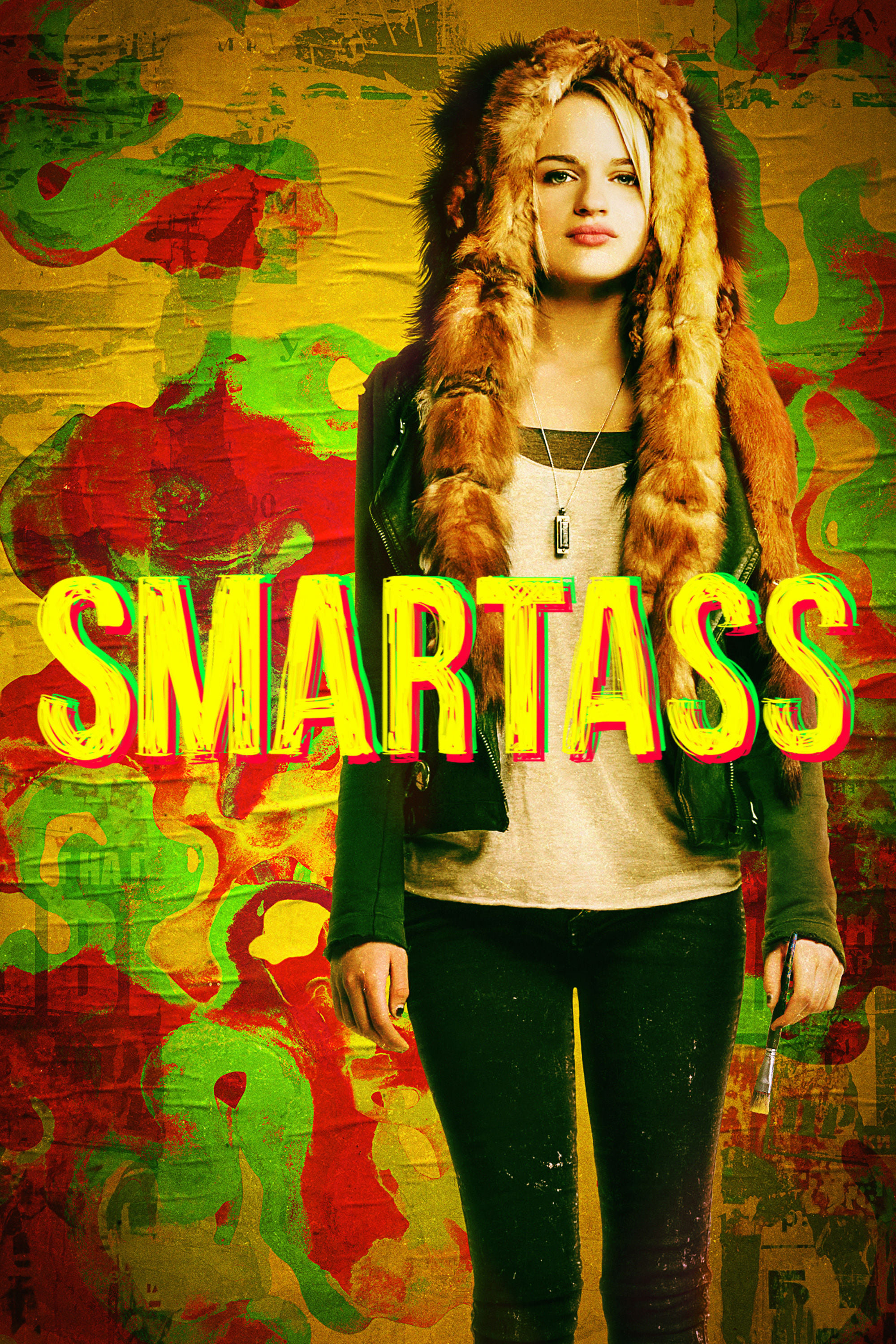 Smartass (2017) - Posters — The Movie Database (TMDb)