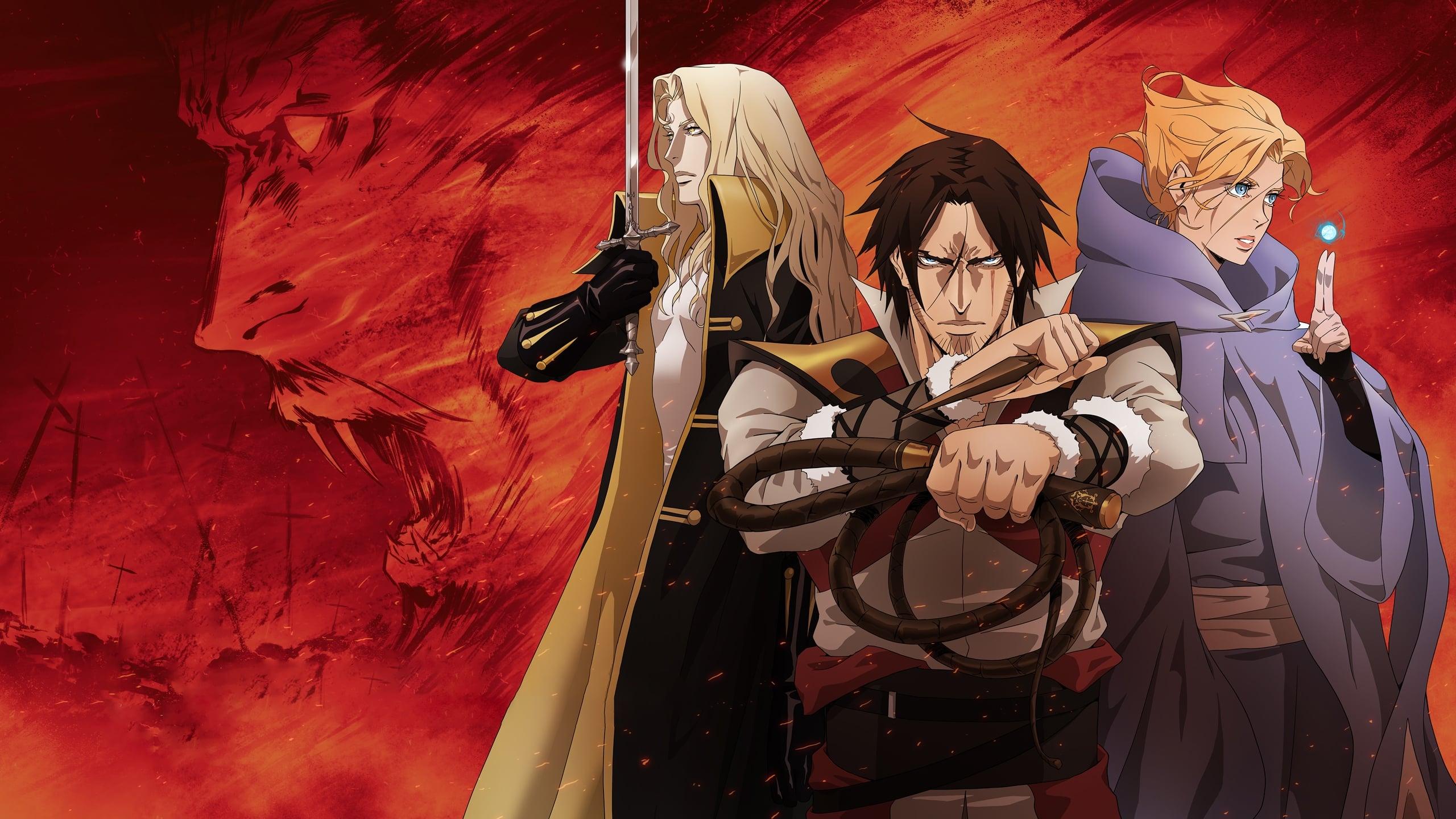 Premièredatum voor vierde seizoen Castlevania en Netflix beëindigt de animatieserie