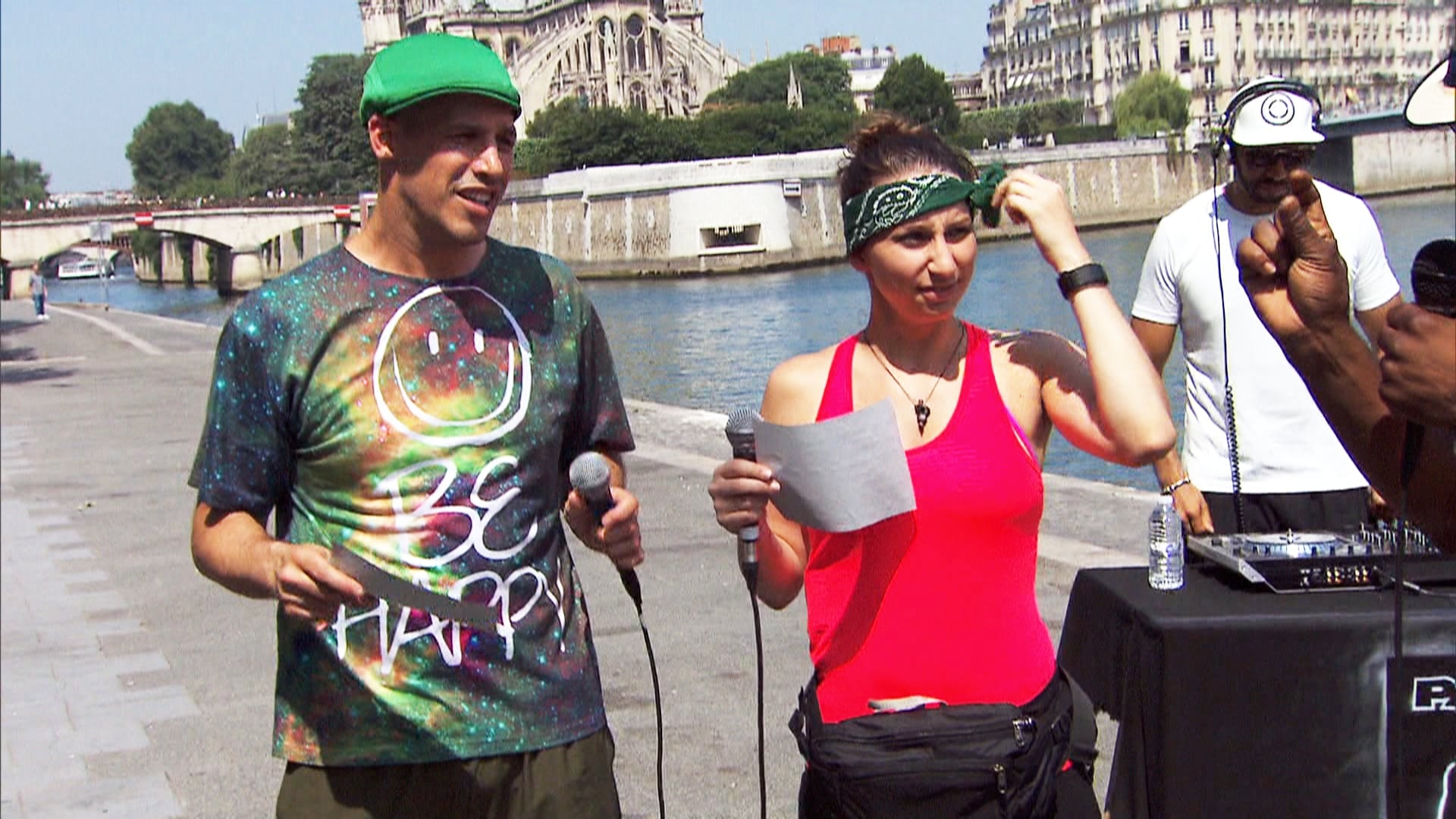 The Amazing Race Season 27 :Episode 6  My Tongue Doesn't Even Twist That Way