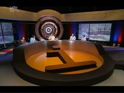 QI Season 1 :Episode 4  Atoms