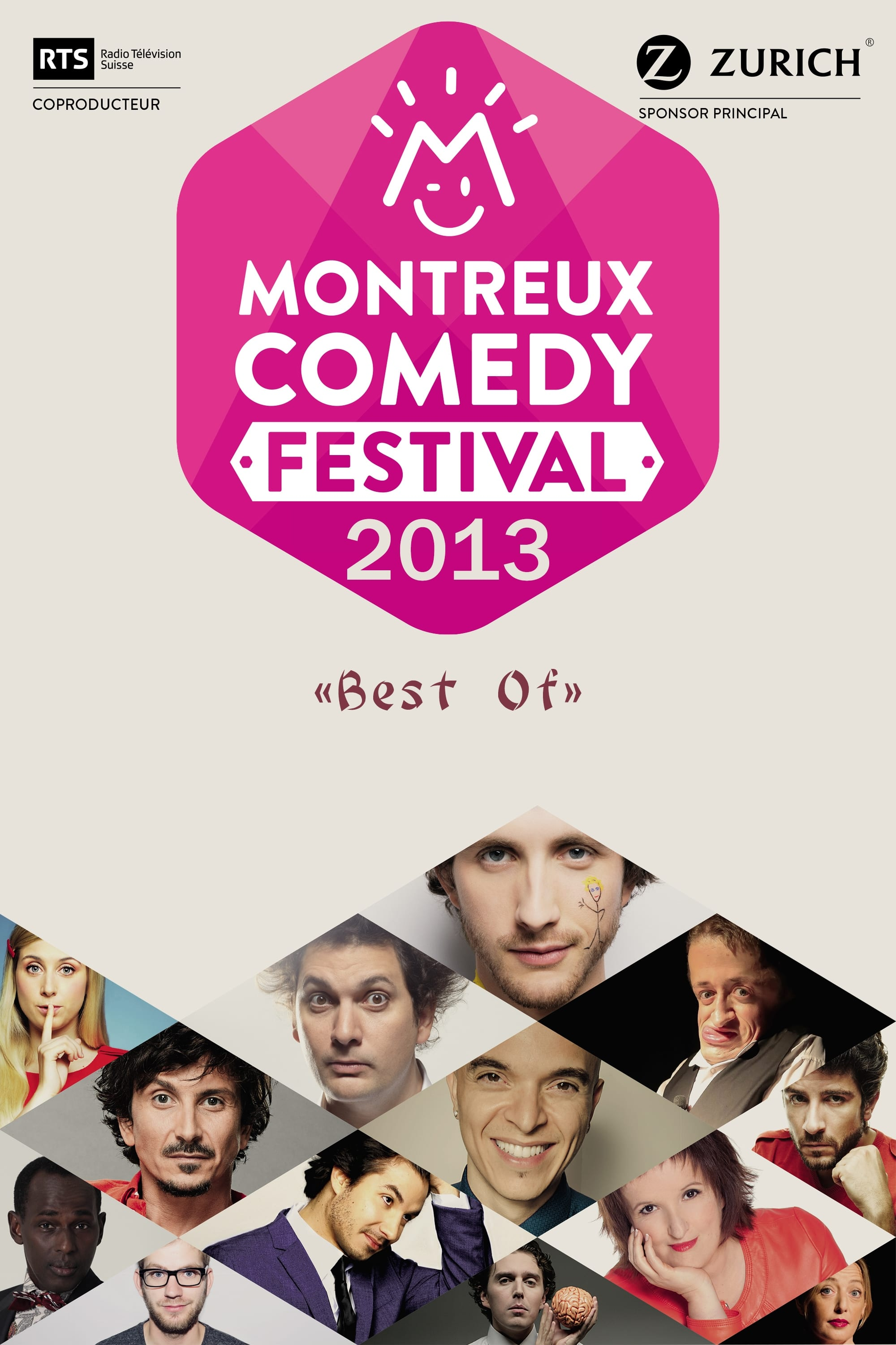 Ver Montreux Comedy Festival – Best Of Online HD Español ()