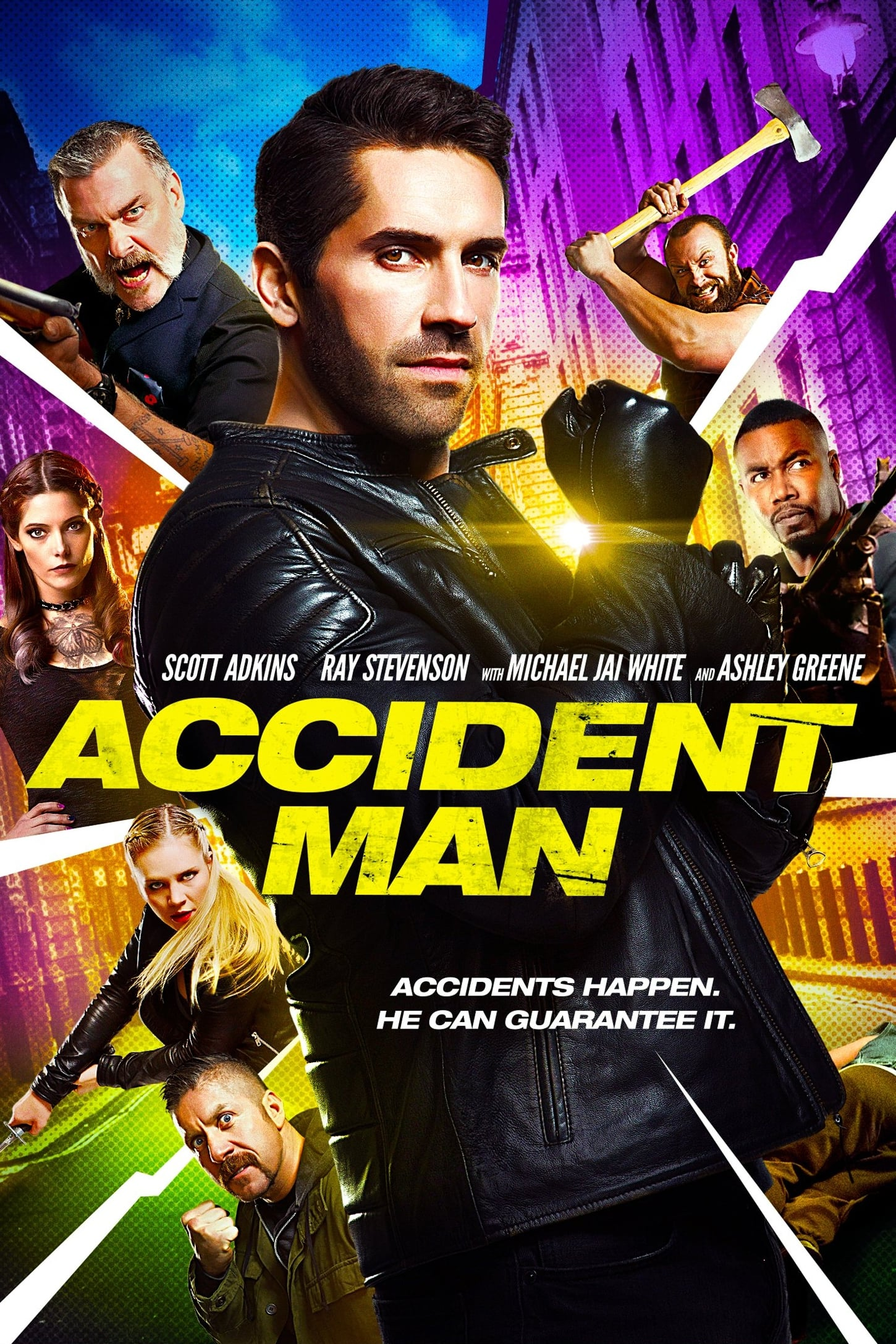 Accident Man ()