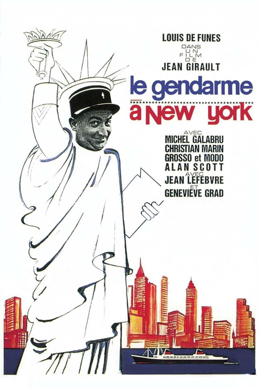 The Gendarme in New York (1965)