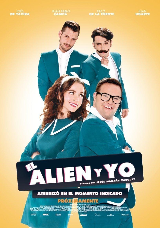 El alien y yo