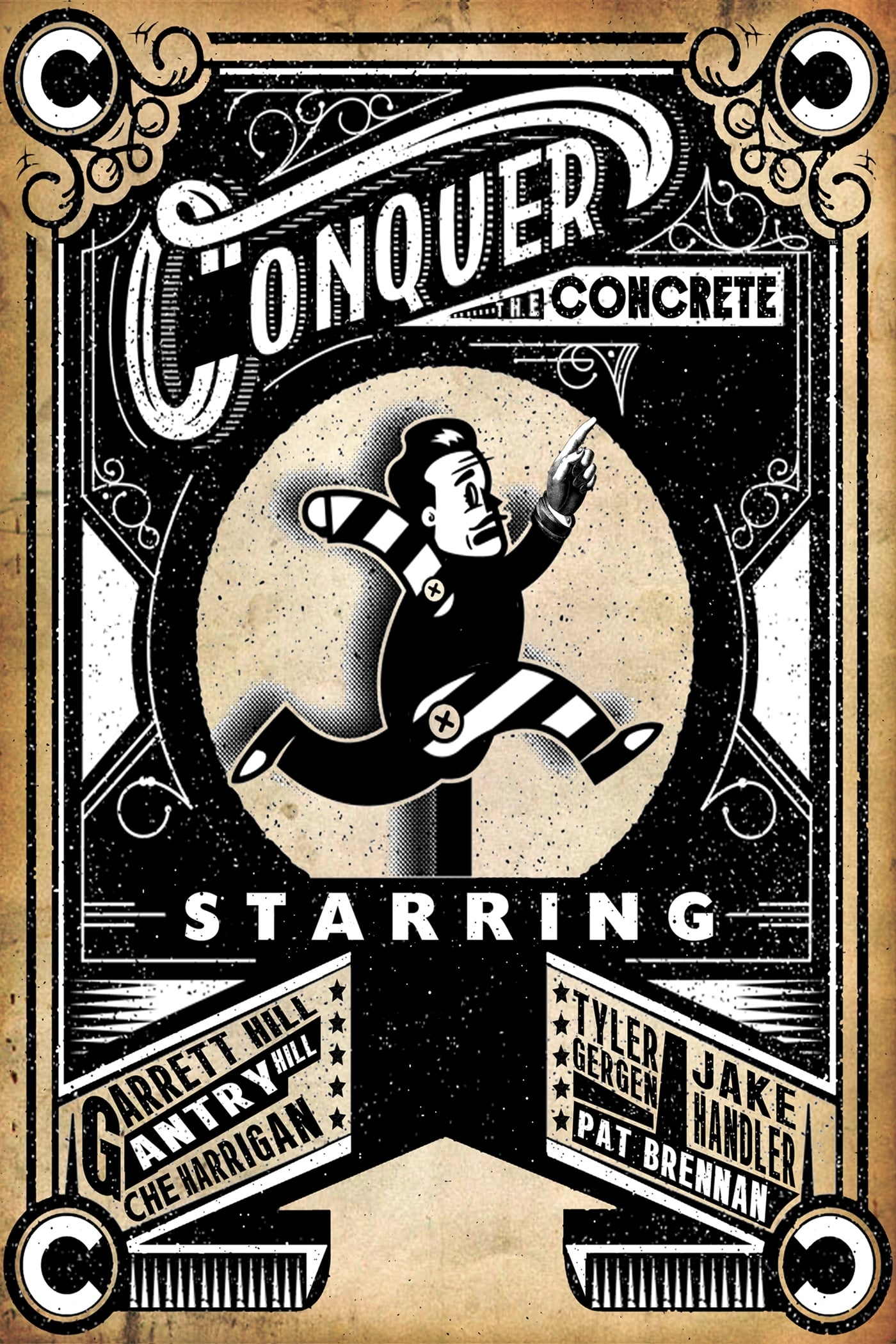 Conquer the Concrete on FREECABLE TV