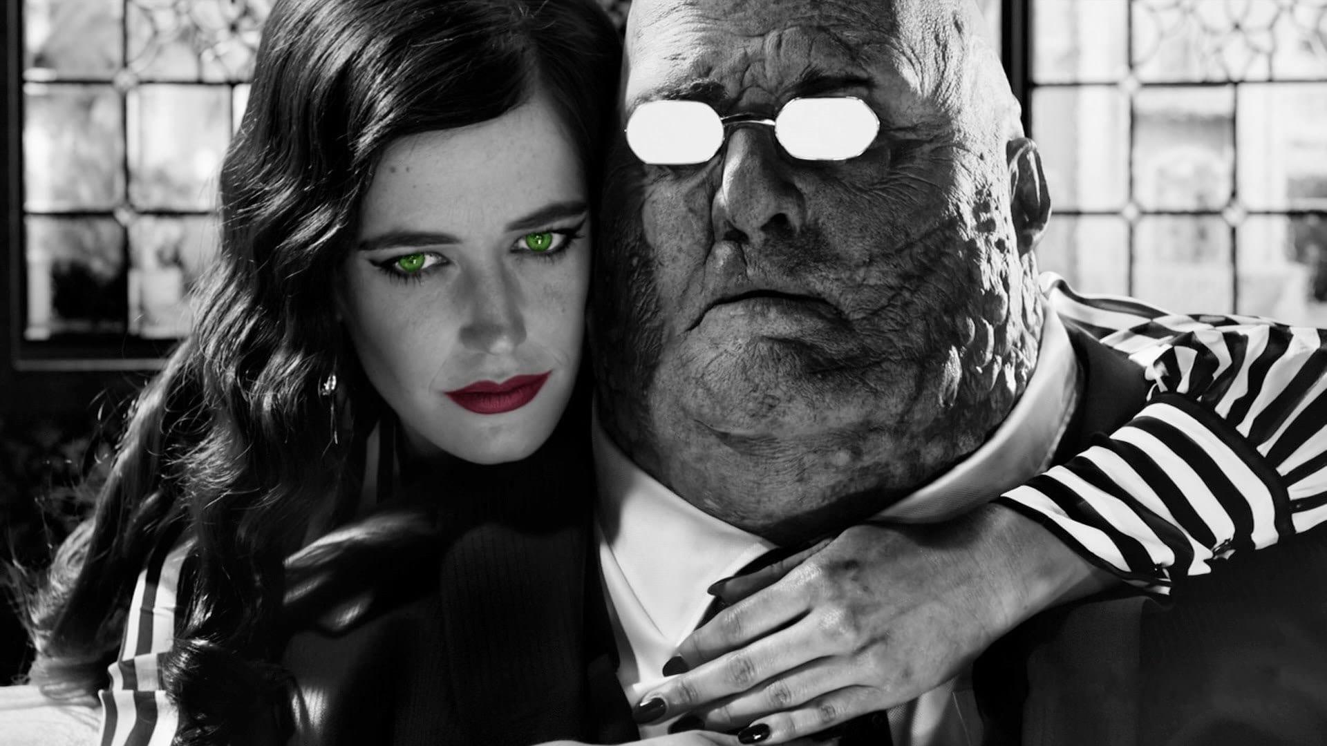 Sin City 2: Una dama fatal