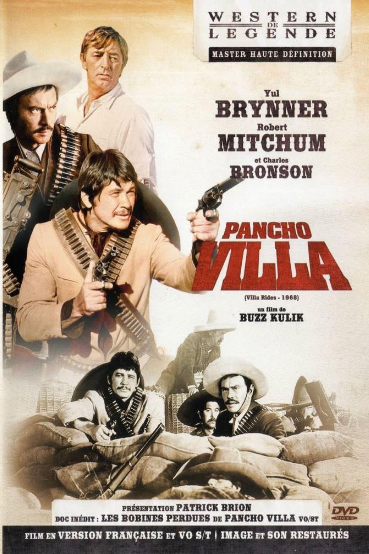 Pancho Villa 1968 Film Streaming Vf
