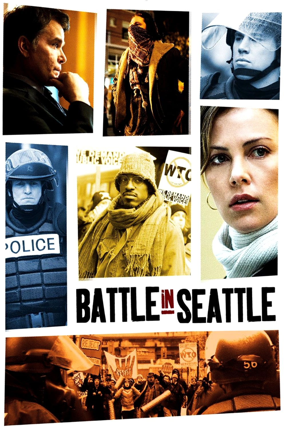 Battle in Seattle on FREECABLE TV