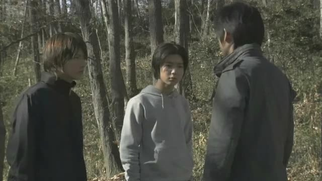 Kamen Rider Season 15 :Episode 47  Talking to a Back
