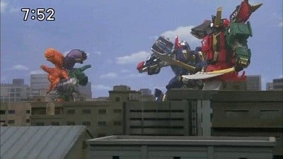 Super Sentai Season 35 :Episode 24  Foolish Earthlings