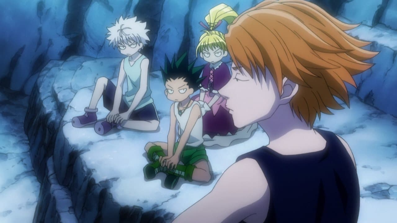 Hunter x Hunter Season 2 :Episode 5  15 x 15
