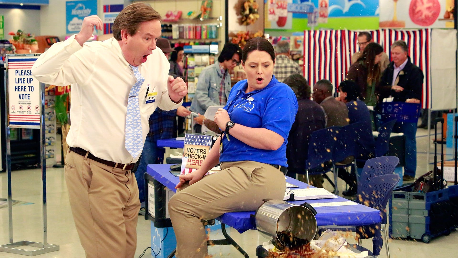 Superstore Season 2 :Episode 8  Election Day