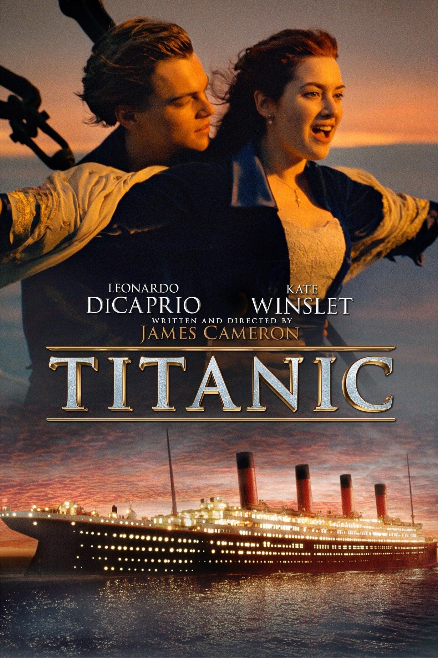 Netflix Titanic