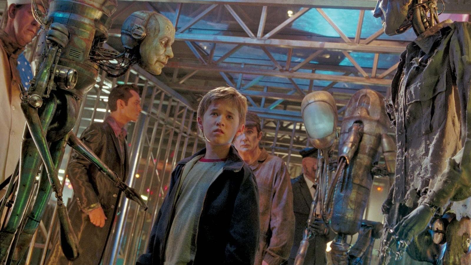 A.I. : Intelligence Artificielle (2001)