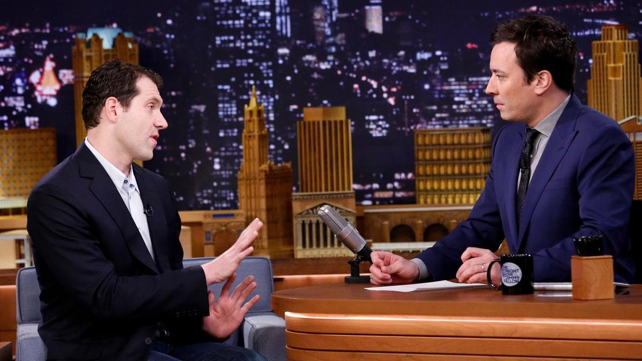 The Tonight Show Starring Jimmy Fallon Season 1 :Episode 17  Tyler Perry, Billy Eichner, Juanes