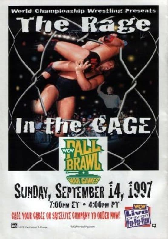 WCW Fall Brawl 1997 (1997)