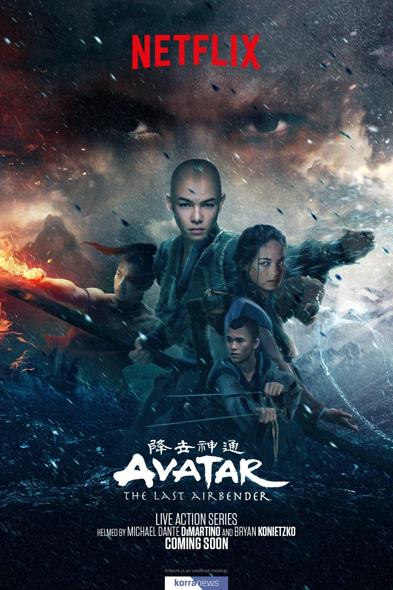 Avatar: The Last Airbender (2021)