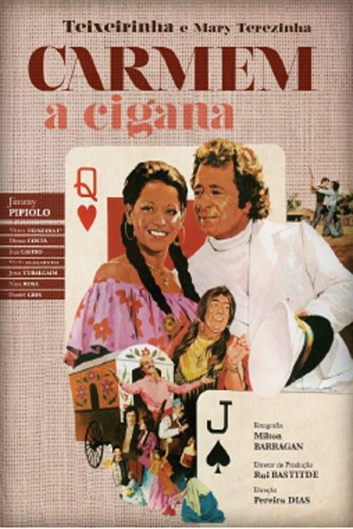 Ver Carmem, a Cigana Online HD Español ()