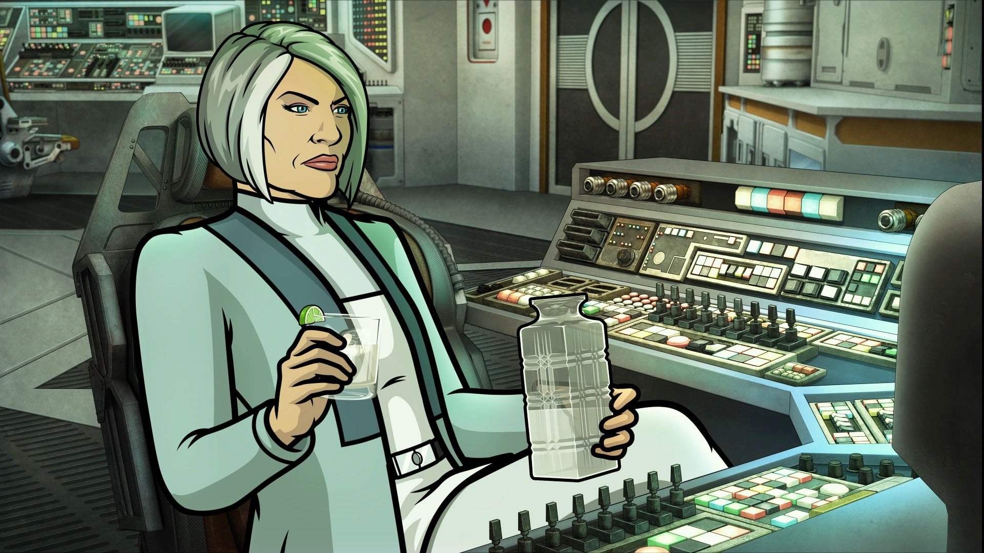 Archer Season 10 :Episode 7  Space Pirates