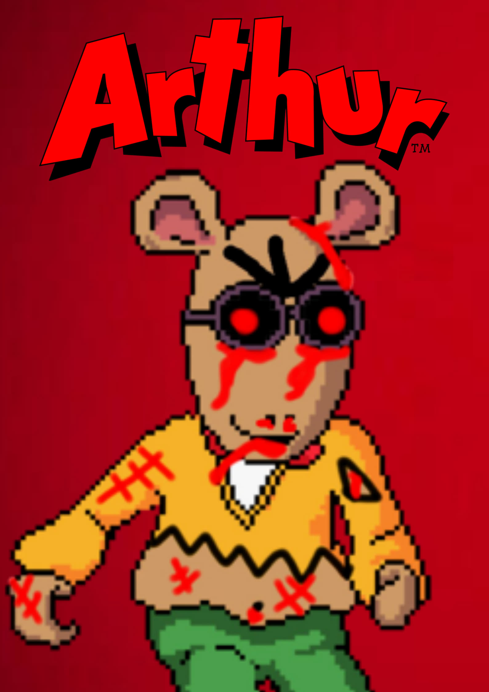 Arthur: The Lost Episode (2015)