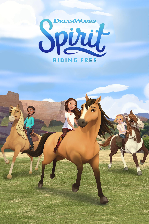 Spirit: Riding Free (2017)