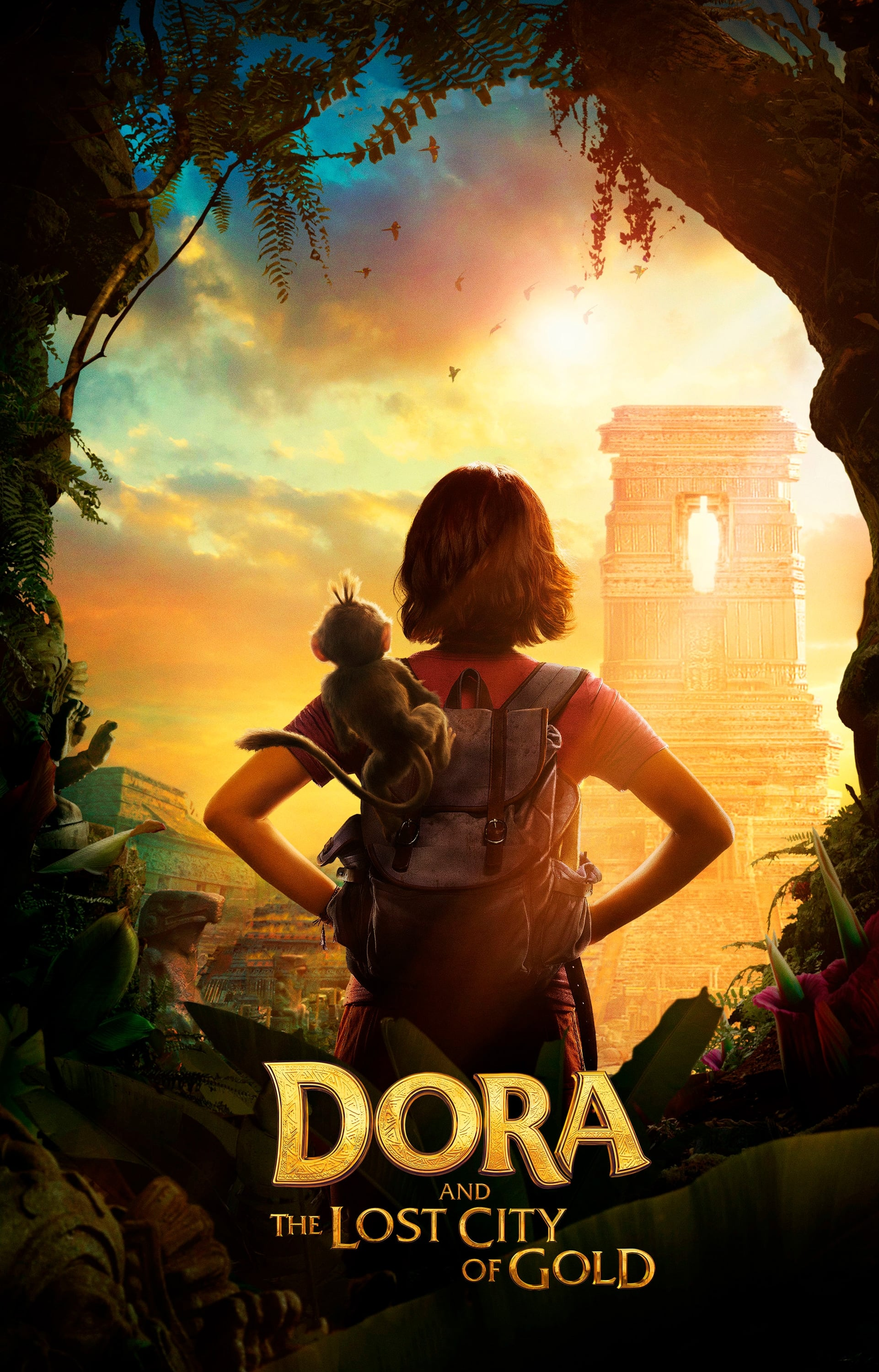 watch Dora and the Lost City of Gold 2019 online free