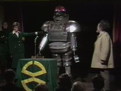 Doctor Who Season 12 :Episode 3  Robot, Part Three