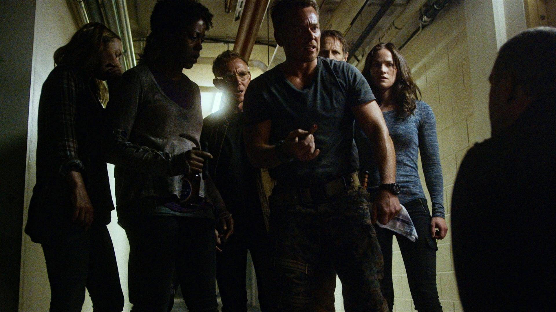 Van Helsing Season 1 :Episode 8  Little Thing