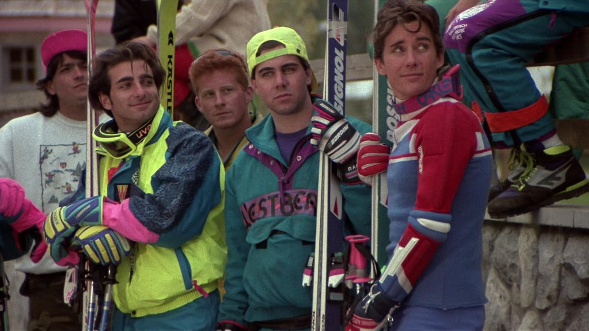 Ski School (1990) - IMDb