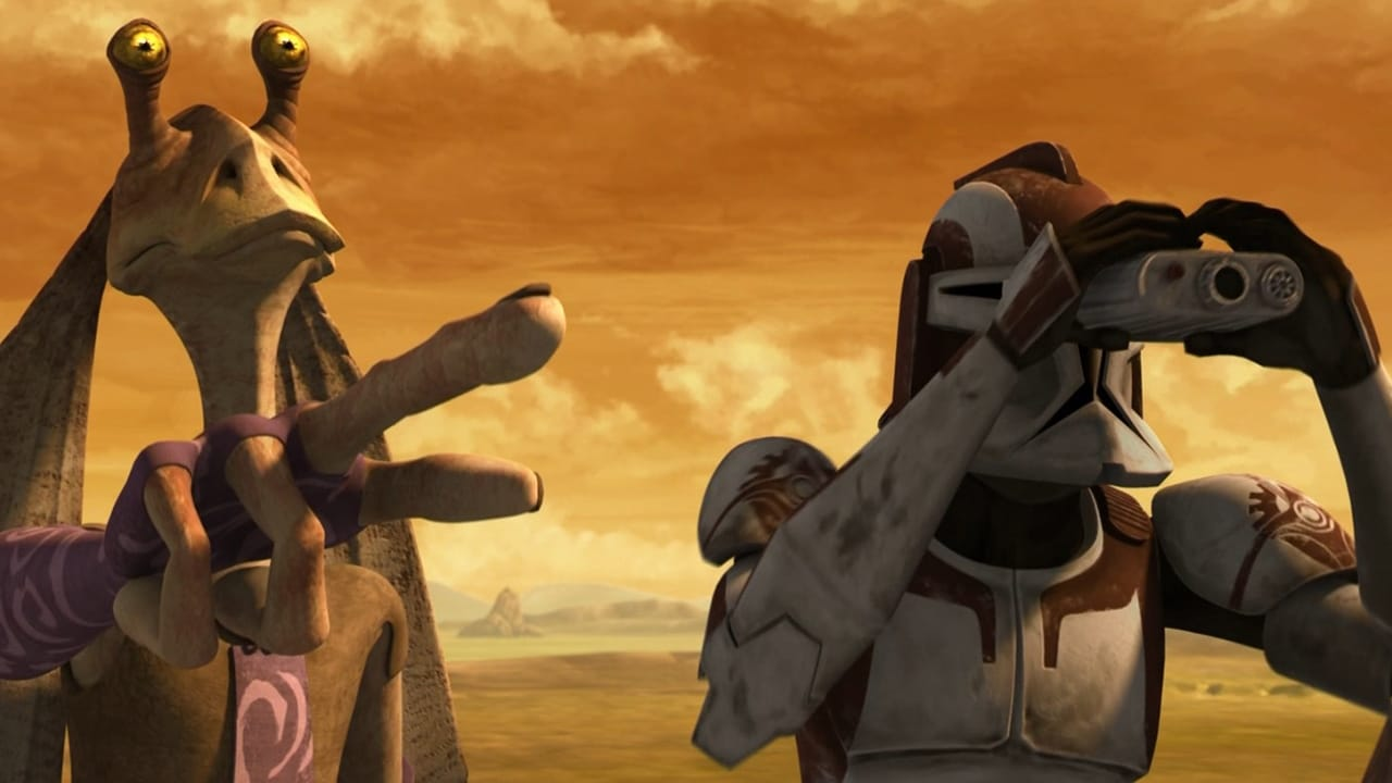 Star Wars: The Clone Wars - Season 1 Episode 12 : The Gungan General