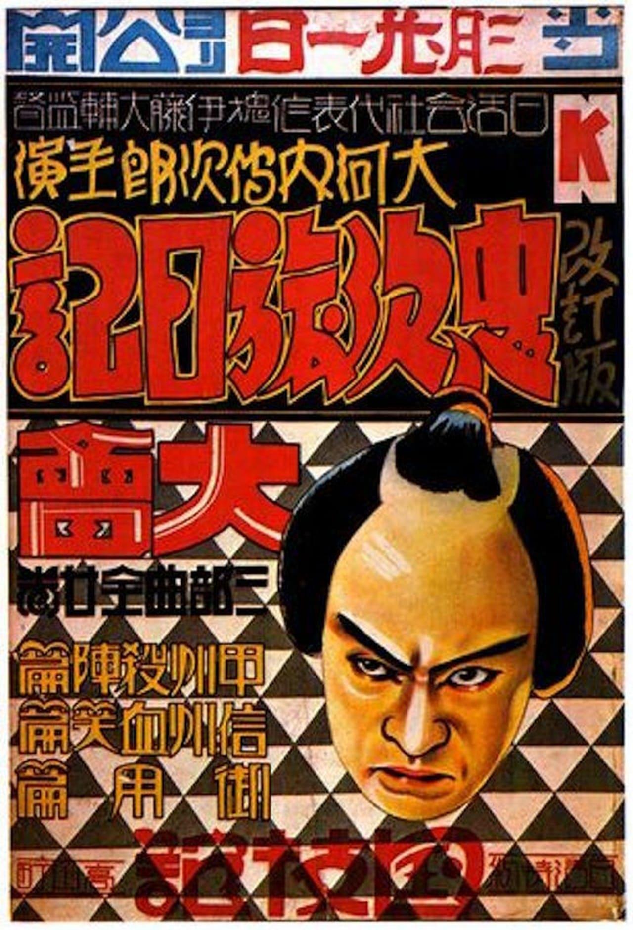 Chuji's Travel Diary III: The Chuji Patrol Episode (1927)
