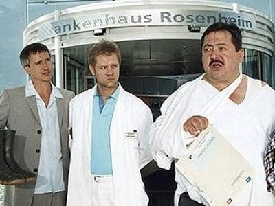 Die Rosenheim-Cops Season 2 :Episode 12  Blattschuss