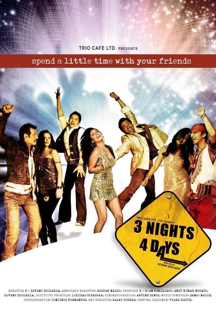 Ver 3 Nights 4 Days Online HD Español (2009)