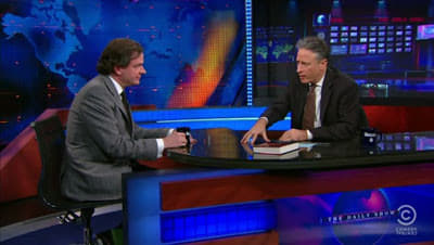 The Daily Show with Trevor Noah Season 16 :Episode 9  Peter Bergen