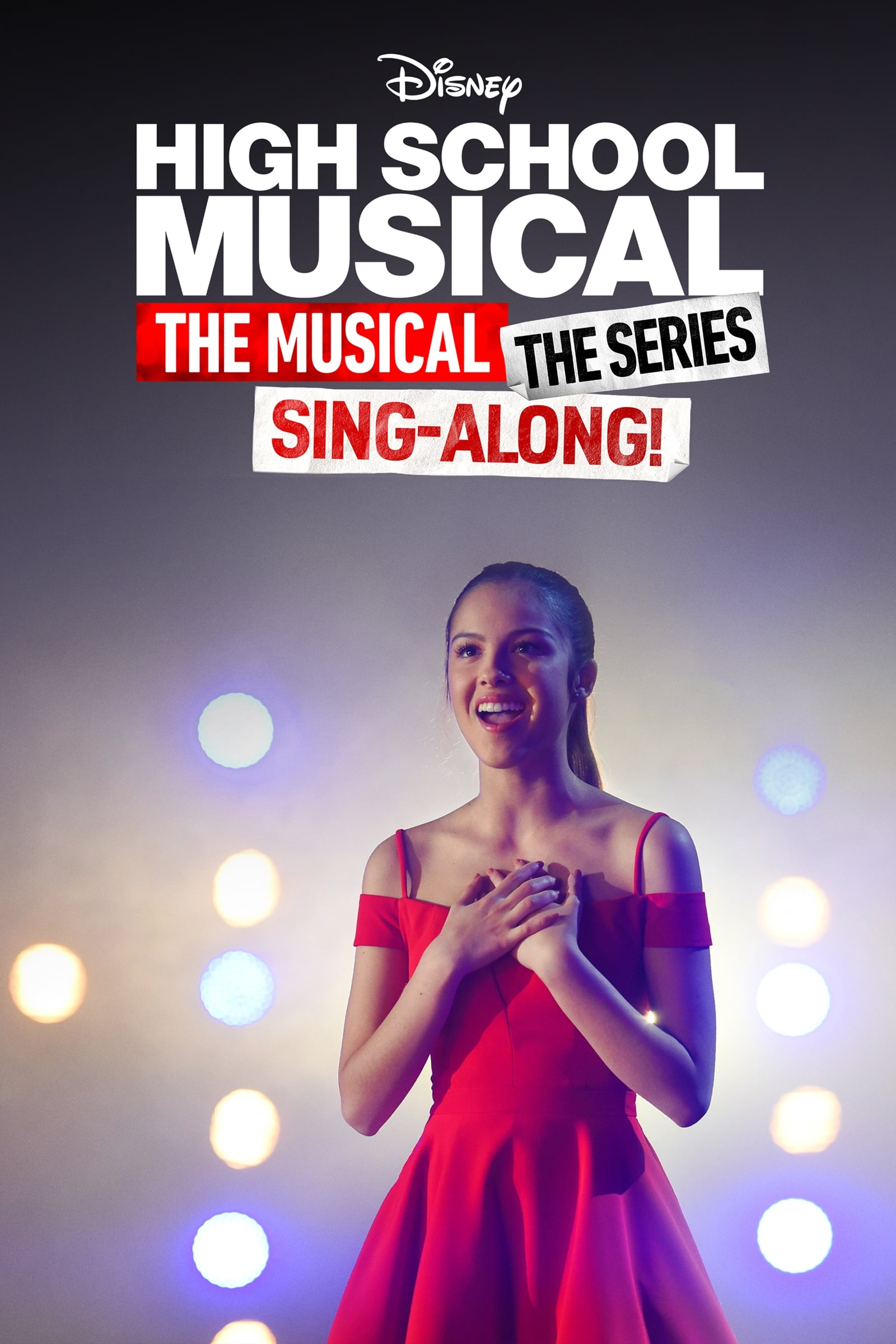 High School Musical: The Musical: The Series: The Sing-Along TV Shows About Based On Movie