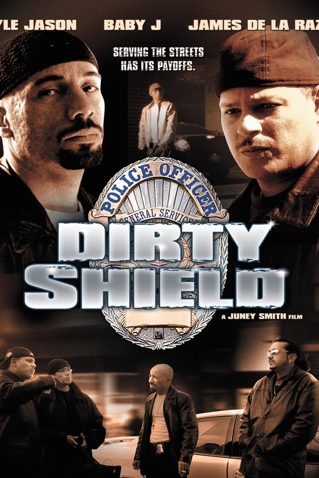 Dirty Shield on FREECABLE TV