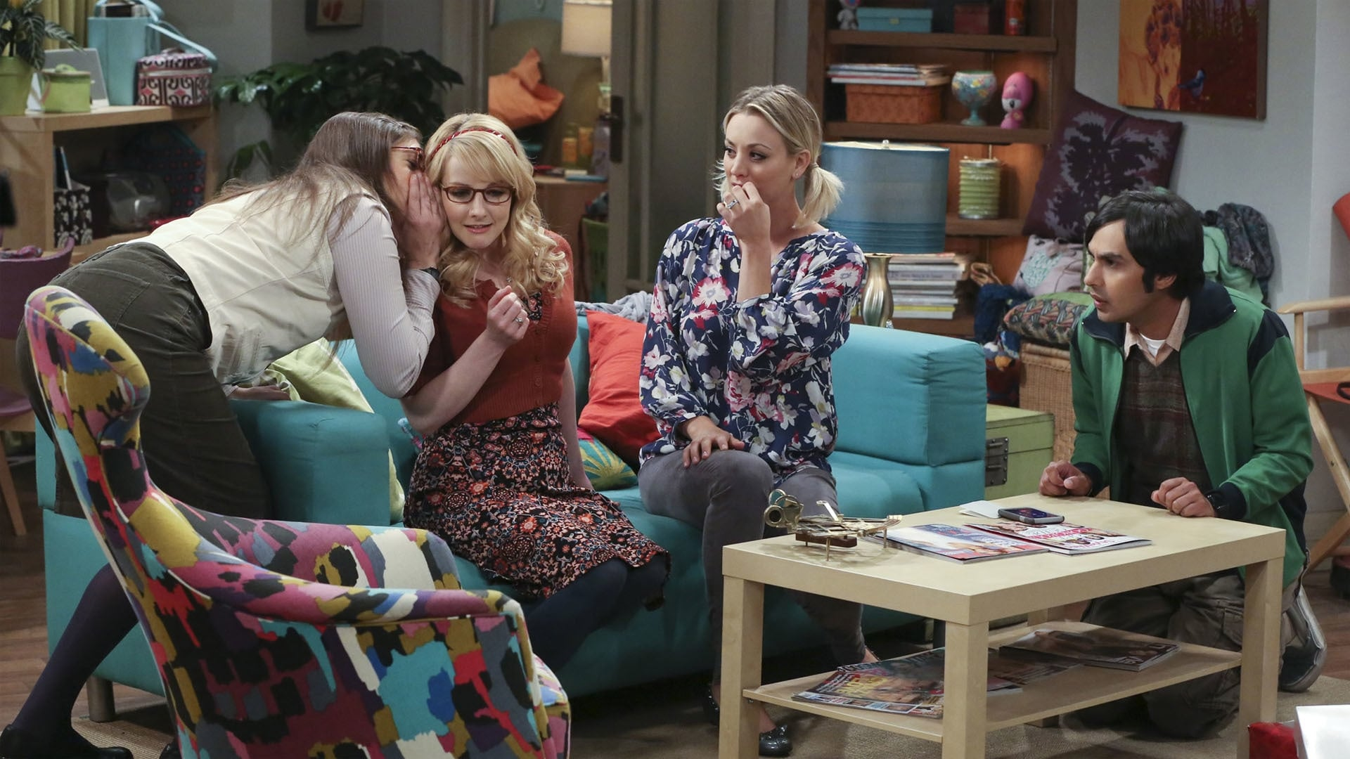 The Big Bang Theory Season 9 :Episode 18  The Application Deterioration