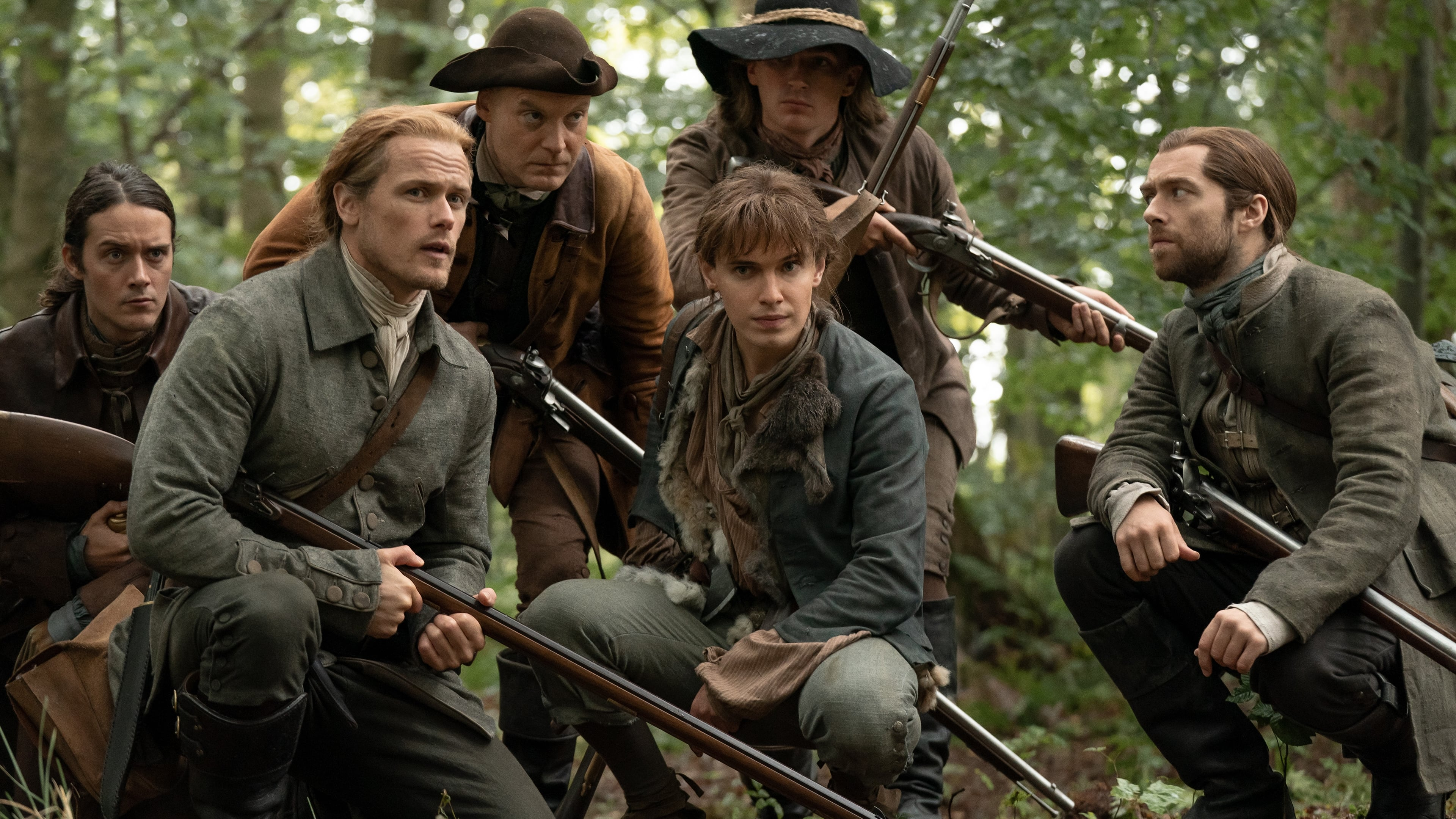 Outlander Season 5 :Episode 9  Monsters and Heroes