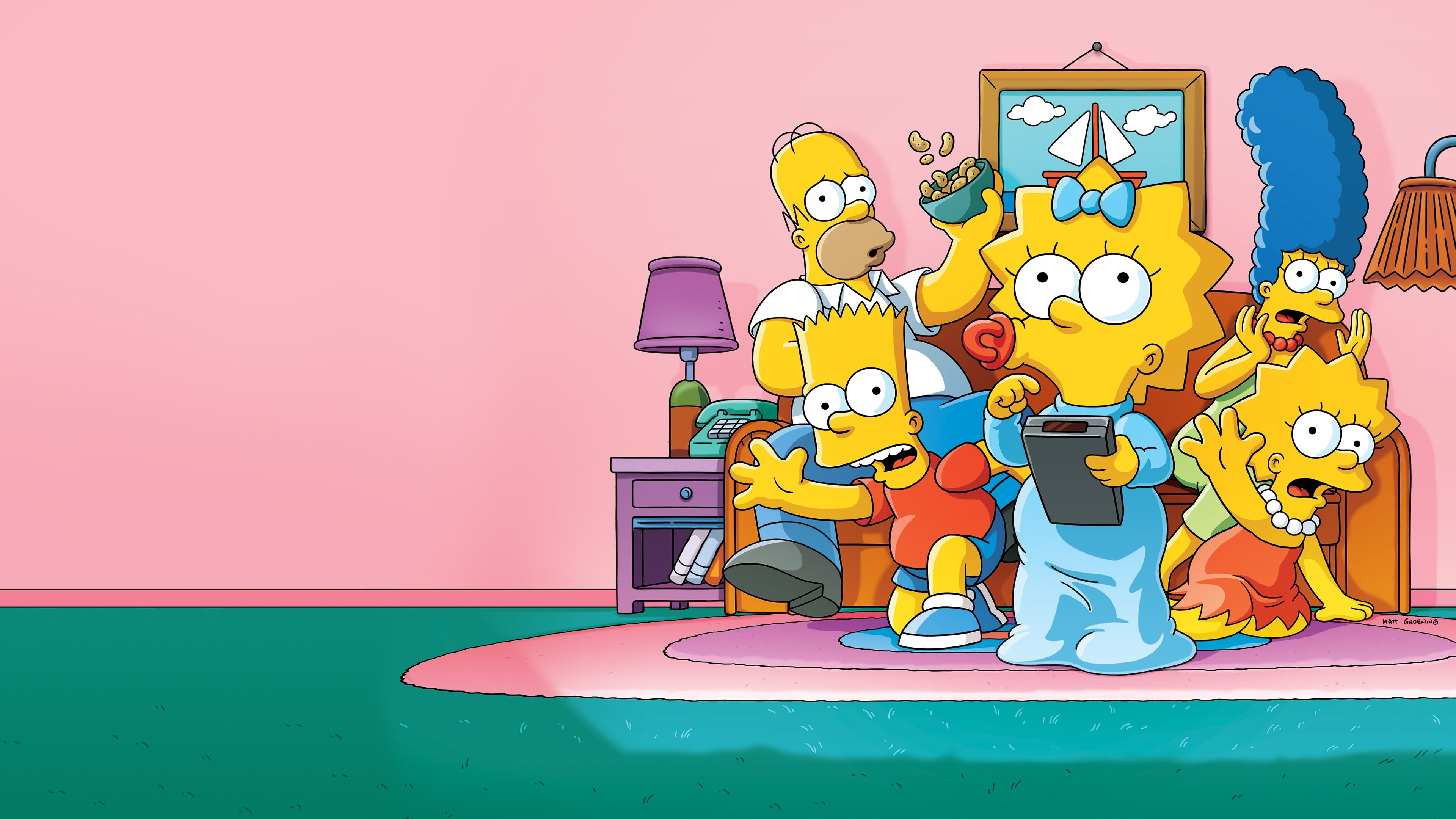 The Simpsons - Season 19 Episode 18 : Any Given Sundance