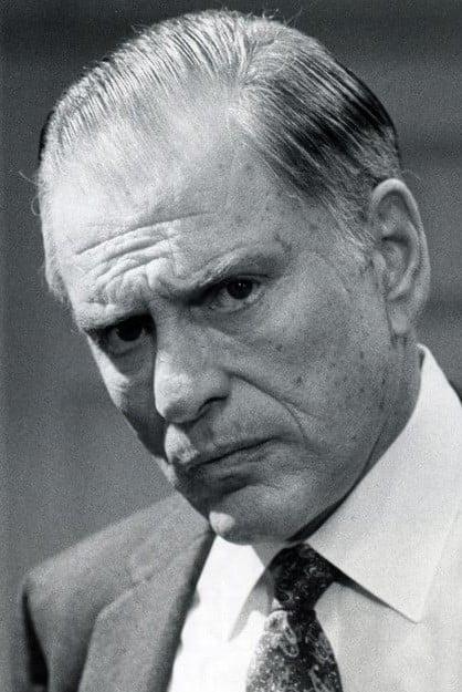 G. D. Spradlin / Senator Pat Geary